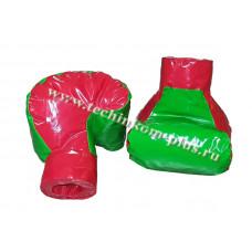 Гигантские перчатки с сумкой