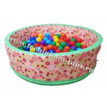 Сухие бассейны с шариками - польза от использования