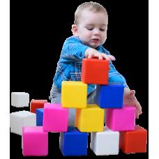 """Набор """"Кубики большие"""""""
