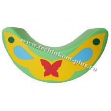 Бабочка - качалка