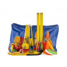 Набор для подвижных игр в сумке (47 пр.)