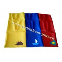 Мягкие кармашки в детсады. Размер: 65х25 см