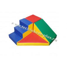 Трансформер «Островок», 4 элемента
