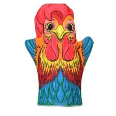 Кукла-перчатка «Петух»